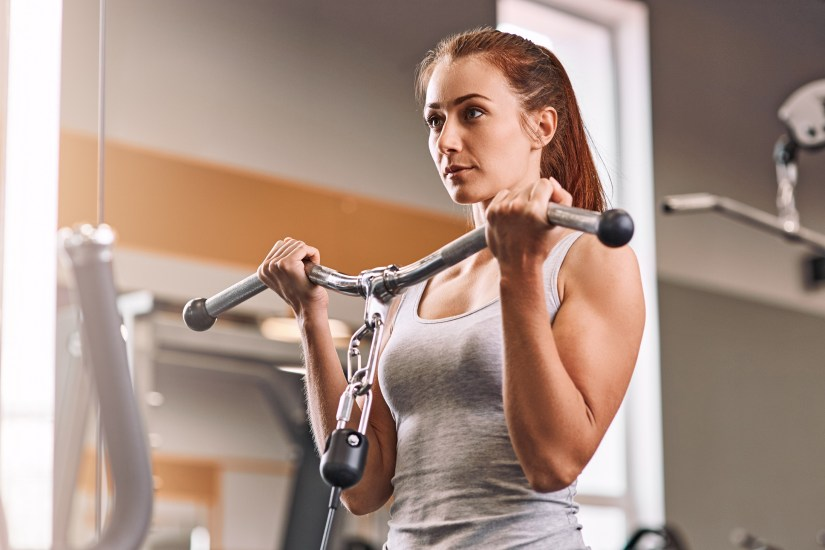 Supersets for muscle hypertrophy