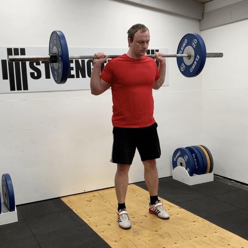 Squat technique top
