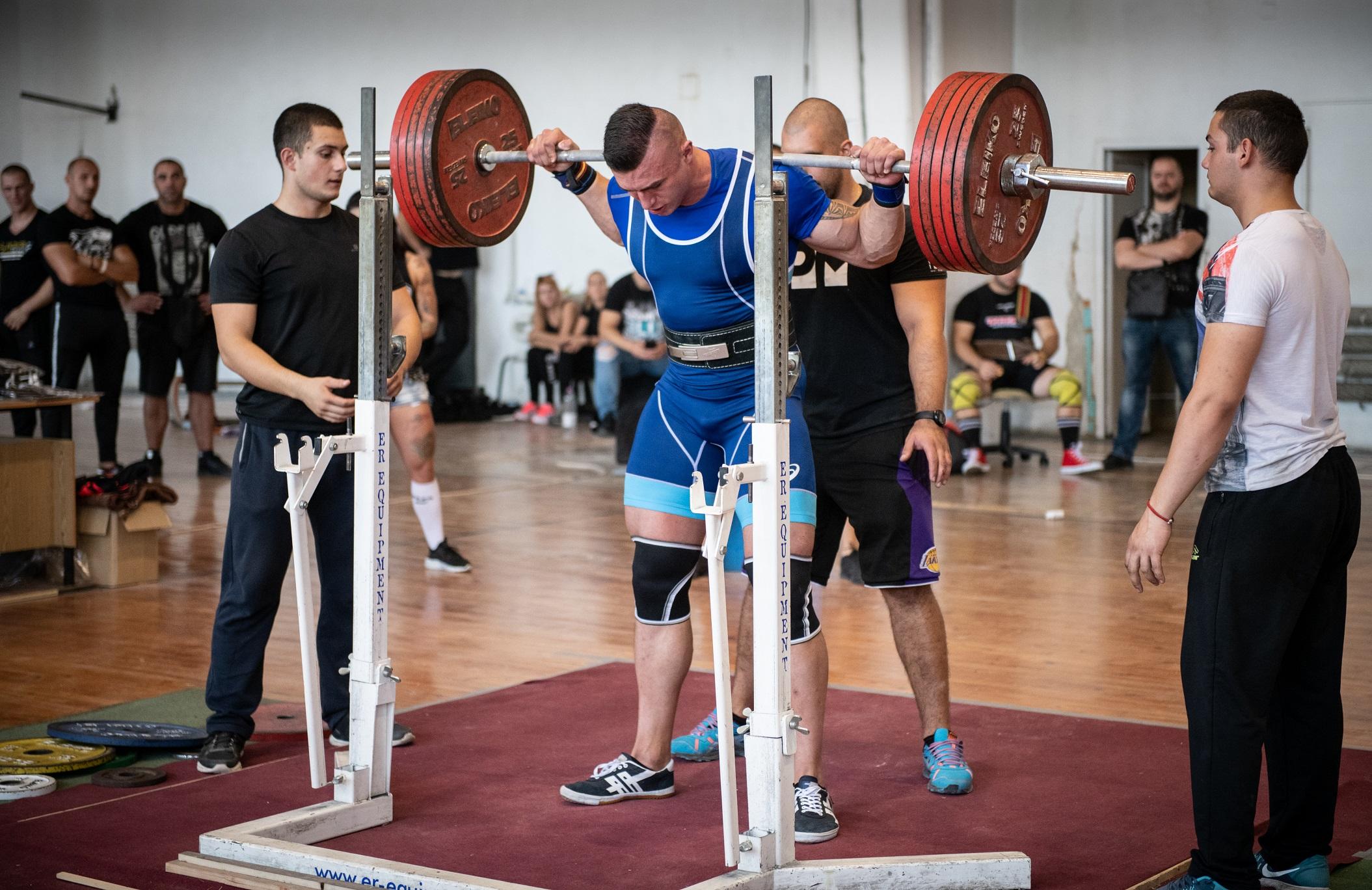 Squats hamstring muscles
