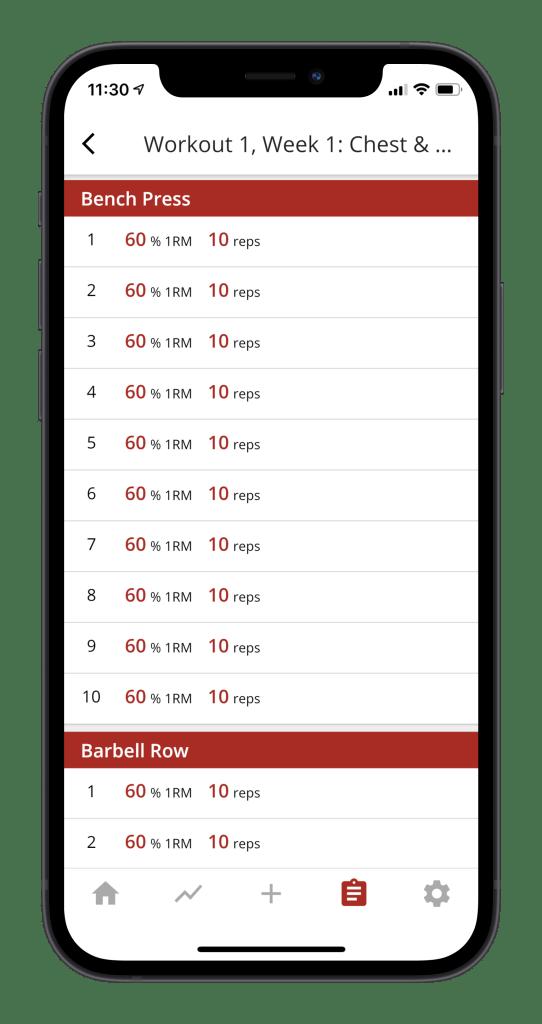 Free german volume training app 2