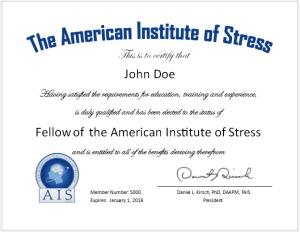 FAIS certificate