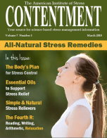 Contentment magazine March 2018