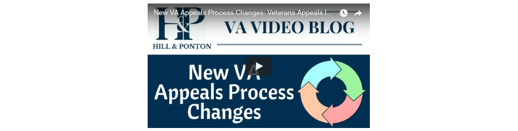 va appeals process