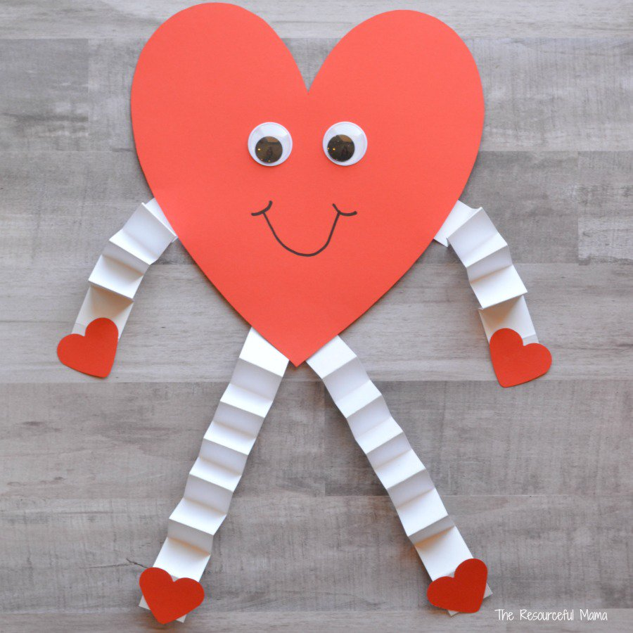 10 Easy And Fun Valentines Day Crafts For Kids