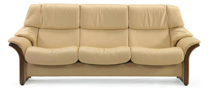 stressless eldorado sofa ido furniture miami modern bed pu leather white highback | recliner ...