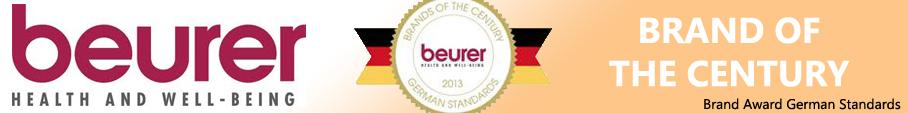 Beurer Brand of The Century
