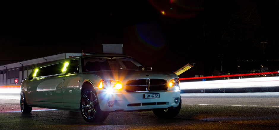 Dodge StretchLimo  Limousine mieten  RentaLimo Schweiz