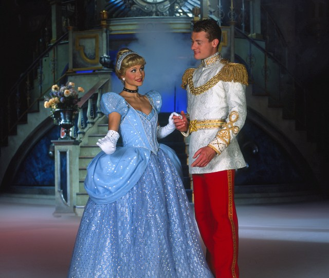 Columbus Area Readers Disney On Ice Presents Princess