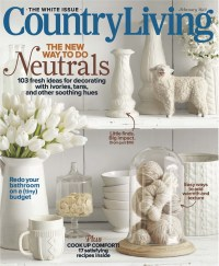 Country Living Magazine Subscription Deal | 1 Year for $4 ...