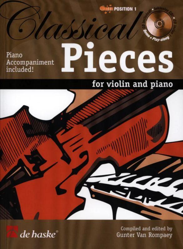 Classical Pieces | in de Stretta bladmuziek shop kopen