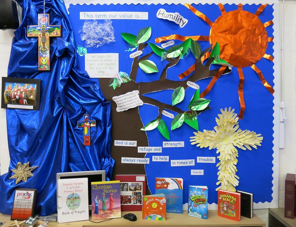 Religious Education And Church Activities