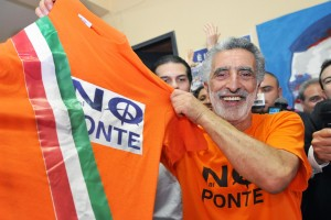 BALLOTTAGGI: ACCORINTI (NO PONTE) VINCE A MESSINA