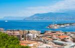 messina dall'alto sicilia