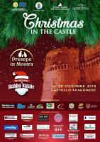 """Reggio Calabria: al Castello Aragonese l'evento """"Christmas in the Castle"""""""