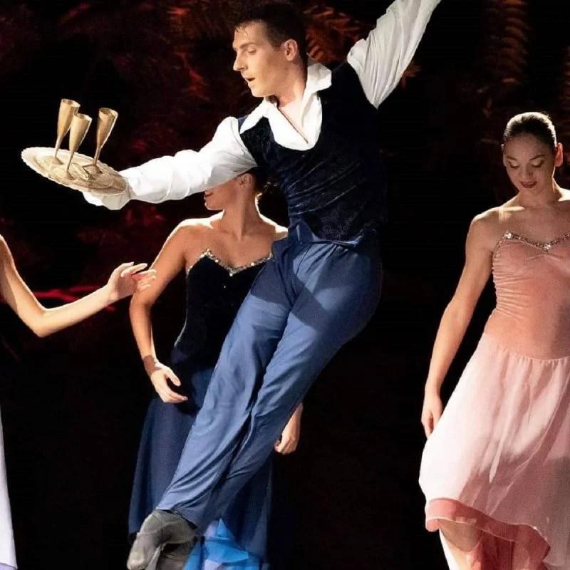 Gran Gala di Danza stasera alla Casa della Cultura Leonida Repaci di Palmi
