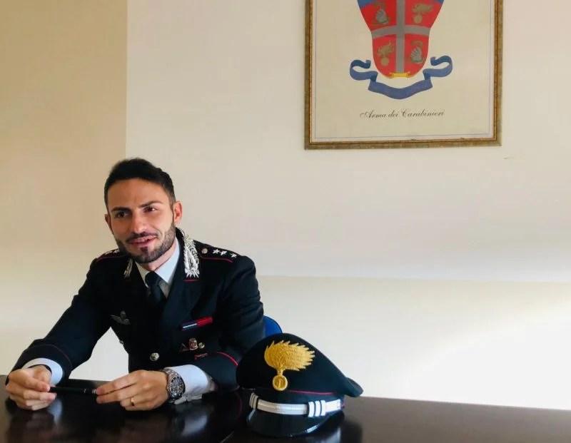 Messina: il Capitano Pagnano è il nuovo comandante della Compagnia Carabinieri