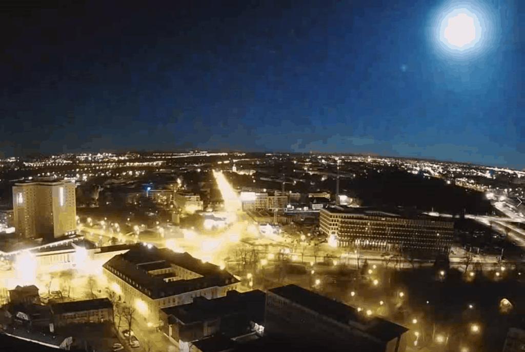 Poznan Fireball