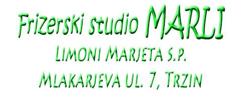 Frizerski Studio MARLI