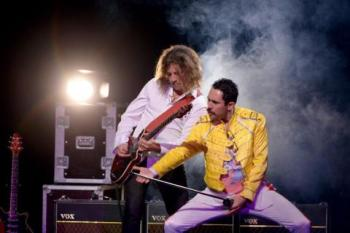 * ZaROCKANI Vir * QUEEN REAL TRIBUTE BAND in San Di Ego