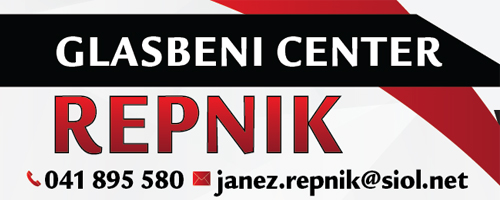 Glasbeni center Repnik - Mengeš