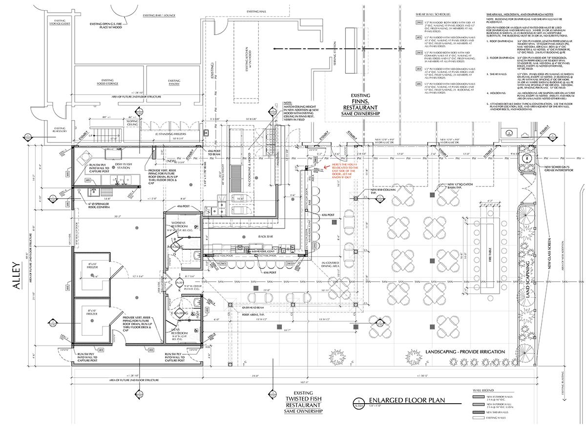 blueprint samples stricker engineering