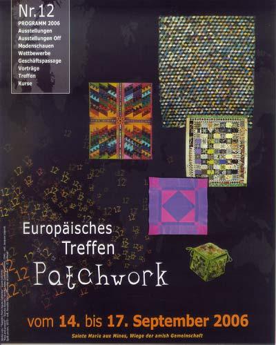 Europäisches Patchwork-Treffen, Val d