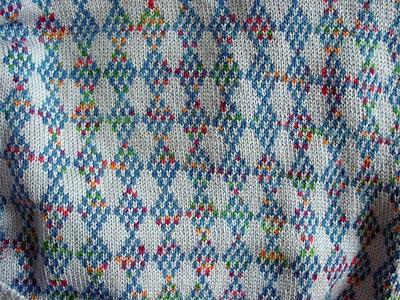 Muster, Vorderseite - pattern, public side
