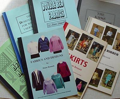Bücher von/ books by Diane Bennett