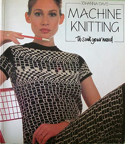 Machine knitting to suit your mood