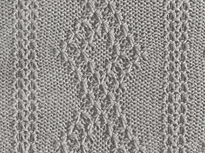 Aran-ähnliches Muster, aran-like pattern