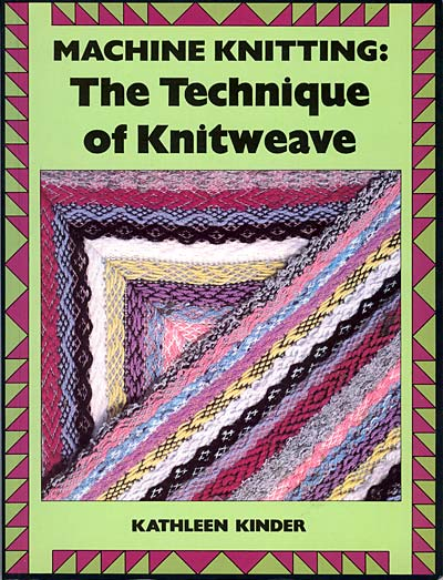 "Kathleen Kinder, ""Technique of Knitweave"""