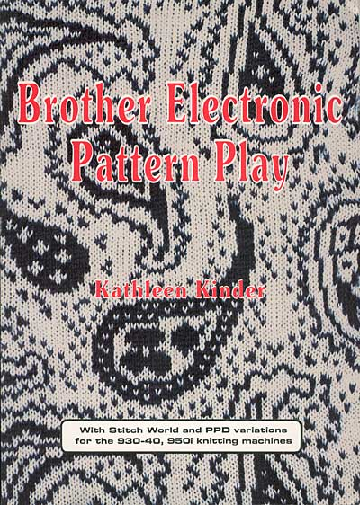 """Brother Electronic Pattern Play"", Titel/title"