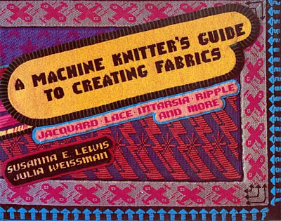 A Machine knitter
