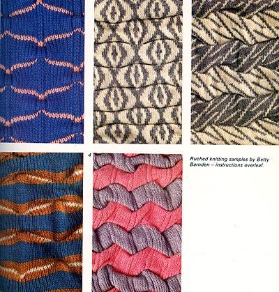Mustervariationen, pattern variations