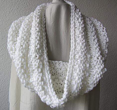 Snowdrift Loop-Schal