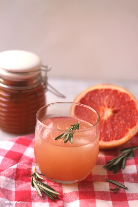 Citrus Simple Syrup 3 Ways | StrictlyDelicious.com