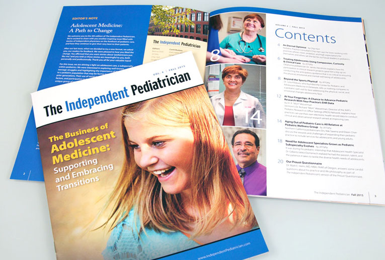 The Independent Pediatrician