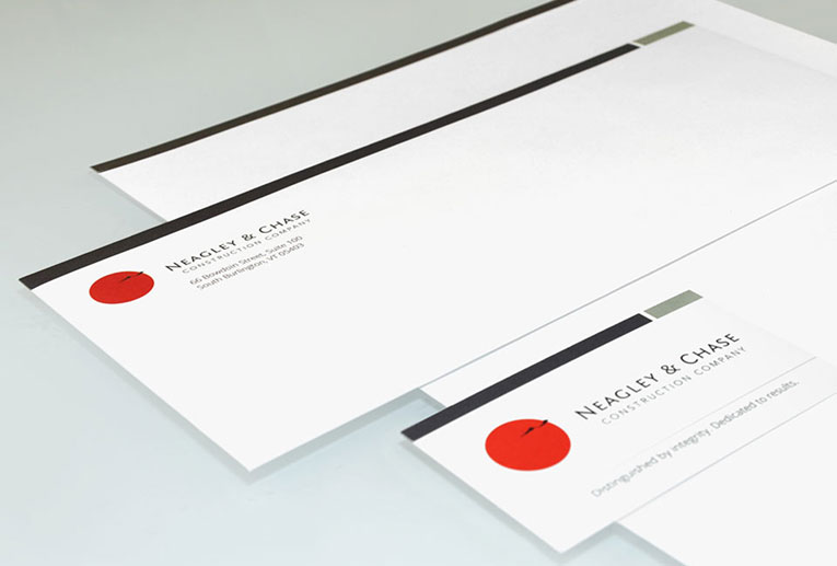 Neagley & Chase stationery