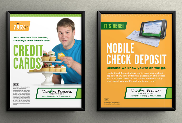 Vermont Federal Branch Posters