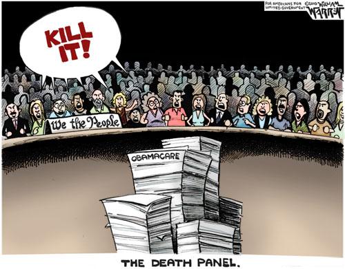 Obamacare Death Panel