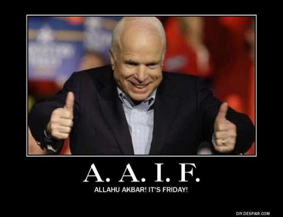 Allahu Akbar It's Friday