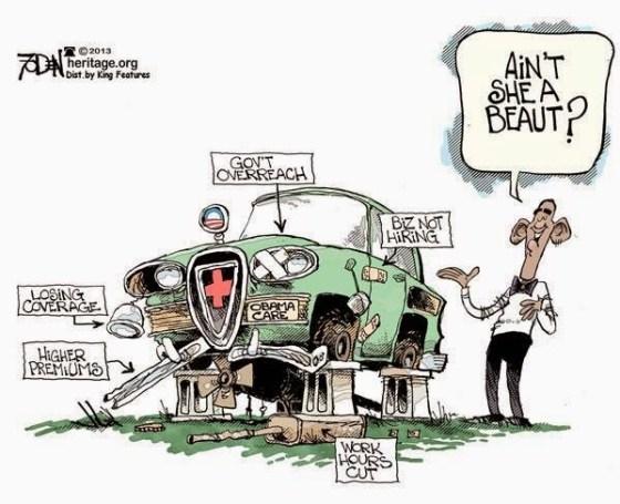 Obamacare Edsel