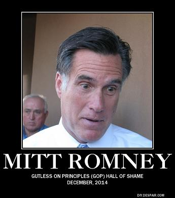 Mitt Romney GOP Hall of Shame