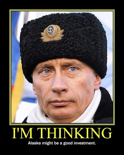 Putin-Alaska