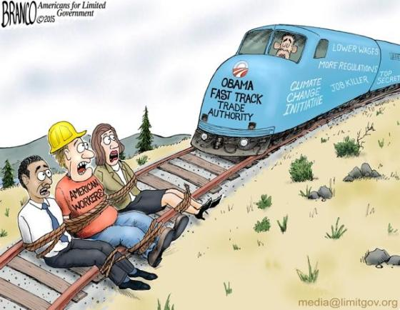 Fast Track TPP
