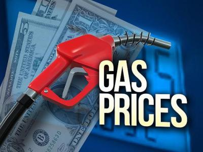 Gas Prices graphic