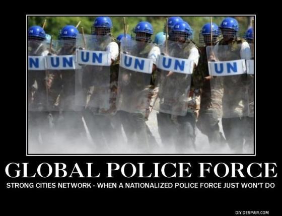UN police force