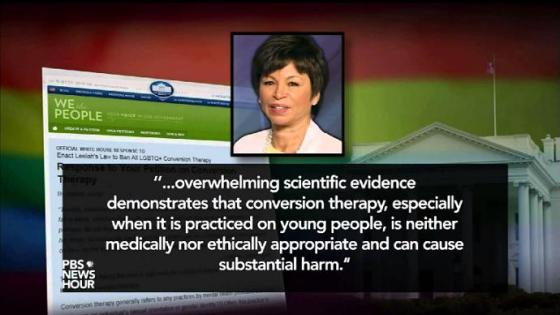 Valarie Jarrett Conversion Therapy