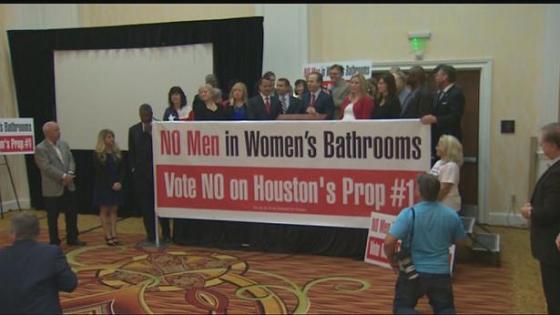 Houston transgender law