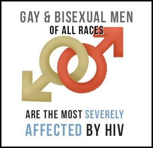 Homosexual and bisexual HIV